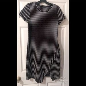 The Limited Striped Bodycon Dress Size: M